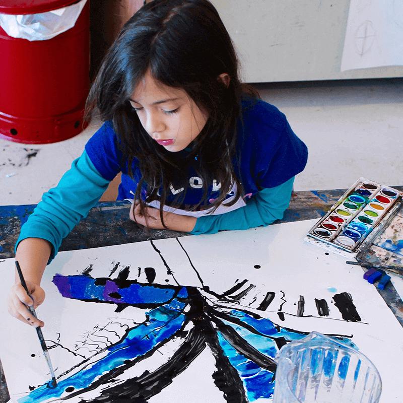 Kids Art Shuffle 03